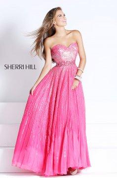 Pink Sherri Hill 8437 Ruha