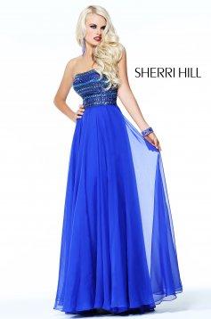 Kék Sherri Hill 1539 Ruha