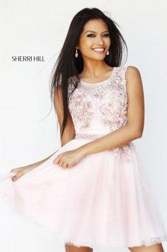 Pink Sherri Hill 9811 Ruha