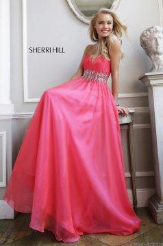 Pink Sherri Hill 3909 Ruha