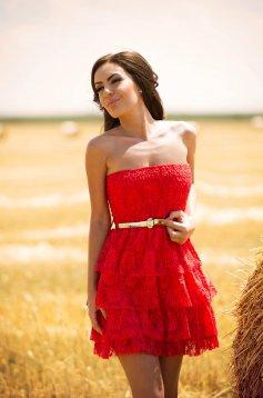 Piros PrettyGirl Insurgent Ruha