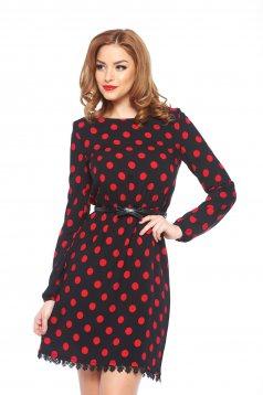 Piros StarShinerS Dressy Ruha