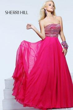 Pink Sherri Hill 1539 Ruha