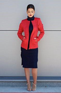 Piros MissQ Jovial Dzseki