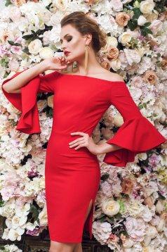 Piros PrettyGirl Virtuous Ruha
