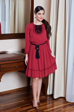 Burgundy LaDonna Daily Perfection Ruha