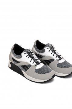 Ezüst Top Secret S024685 Sport Cipő