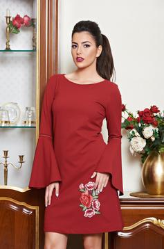 Burgundy LaDonna Lovely Fall Ruha
