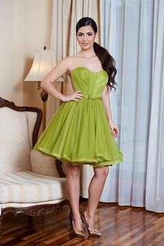 Zöld Perfect Style Ruha