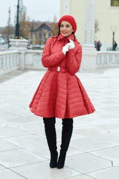 Piros PrettyGirl Lovely Look Dzseki
