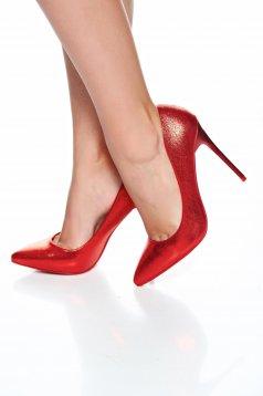 Piros Divine Dream Cipő