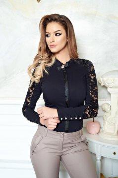 Fekete Fofy Elegant Women Body