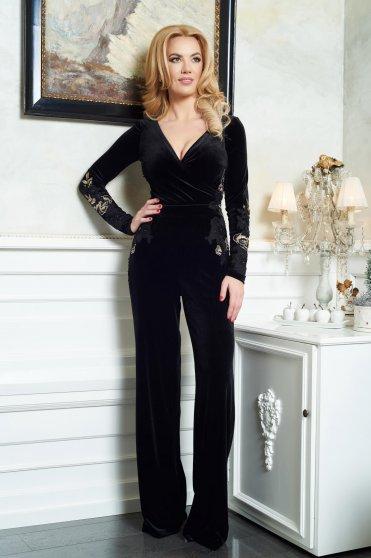 Fekete LaDonna Perfect Velvet Overál
