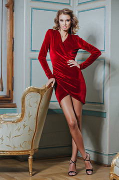Piros PrettyGirl Sensual Design Ruha