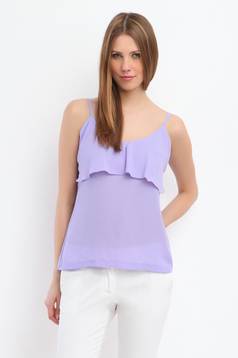 Lila Top Secret S026650 Blúz