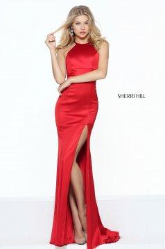 Piros Sherri Hill 50869 Ruha