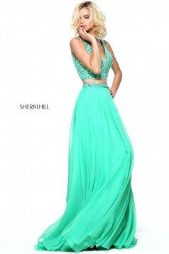 Zöld Sherri Hill 51008 Ruha