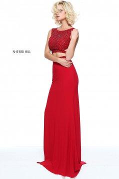 Piros Sherri Hill 50805 Ruha