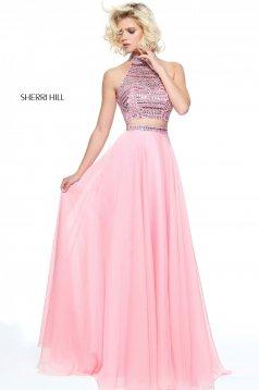 Pink Sherri Hill 50809 Ruha