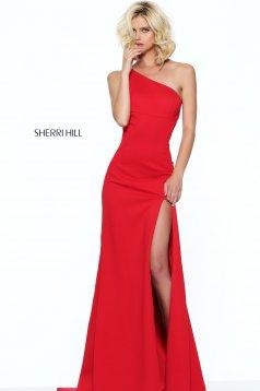 Piros Sherri Hill 50861 Ruha
