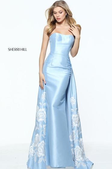 Sherri Hill 51038 LightBlue Ruha