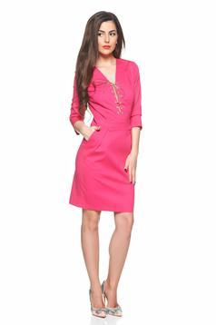Pink PrettyGirl Stylish Lady Ruha