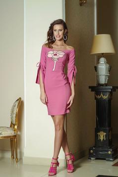 Pink Simple Beautiful Ruha