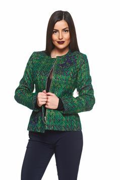 Zöld LaDonna Spring Elegancy Zakó