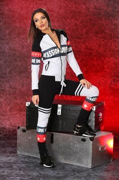 Fekete Ocassion Love Sport Szett