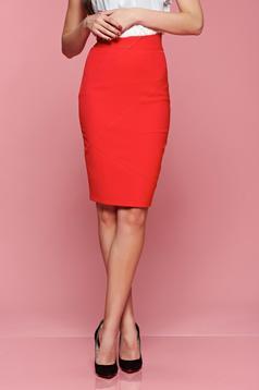 Piros LaDonna Modesty Szoknya