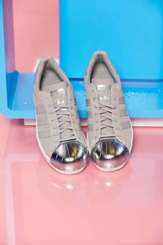 Krém Adidas sport cipő superstar 80s originals fűzővel köthető meg