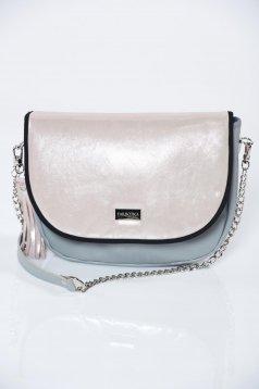 Pink táska egy rekesz, belső zsebekkel