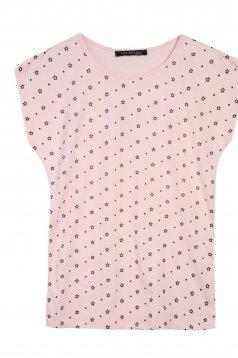 Rózsaszínű Top Secret S030241 Póló