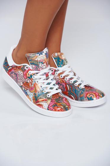 Krém Adidas originals hétköznapi sport cipő fűzővel köthető meg
