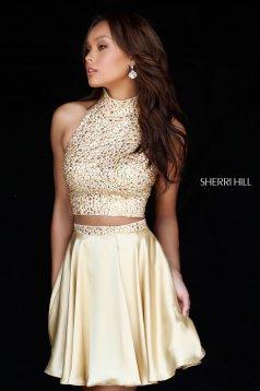 Arany Sherri Hill 51540 Ruha