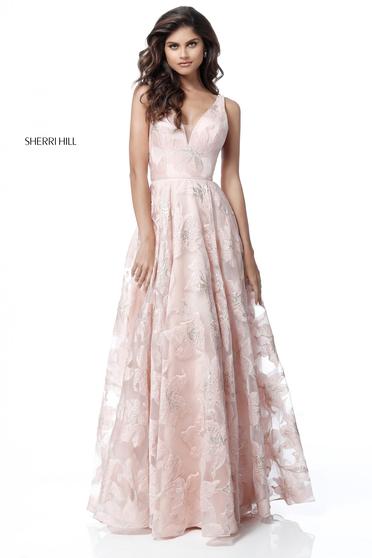 Pink Sherri Hill 51628 Ruha