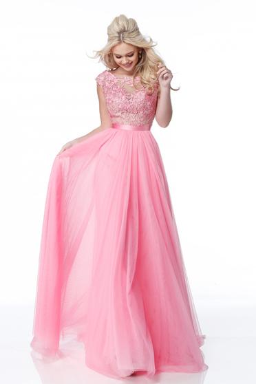 Pink Sherri Hill 51638 Ruha