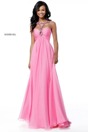 Pink Sherri Hill 51639 Ruha