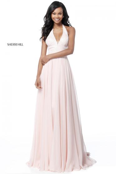 Rózsaszínű Sherri Hill 51640 Ruha