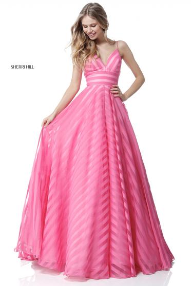 Pink Sherri Hill 51644 Ruha