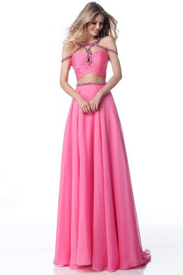 Pink Sherri Hill 51812 Ruha
