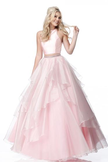 Pink Sherri Hill 51960 Ruha