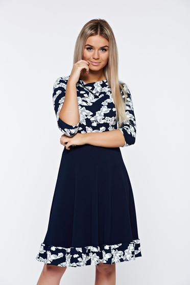 Kék StarShinerS irodai harang ruha rugalmas anyagból