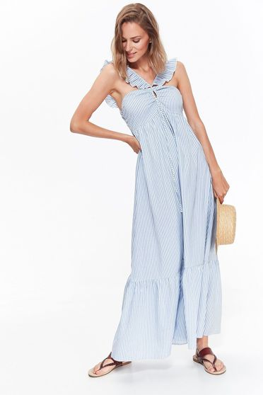 Kék Top Secret ruha