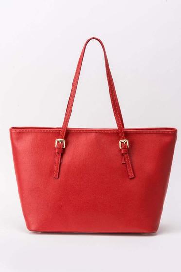 Piros irodai táska