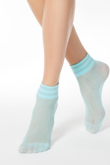 Aqua zokni háló típus rugalmas anyag