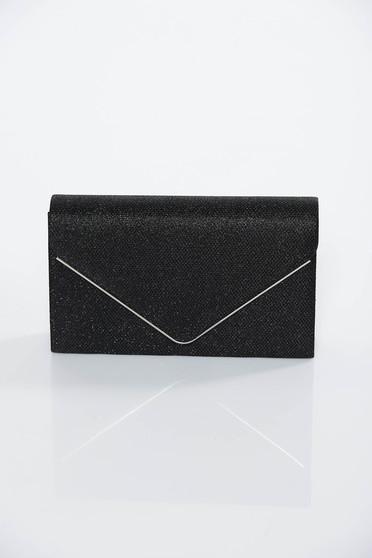 Fekete alkalmi táska