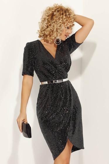 Fekete Fofy ruha